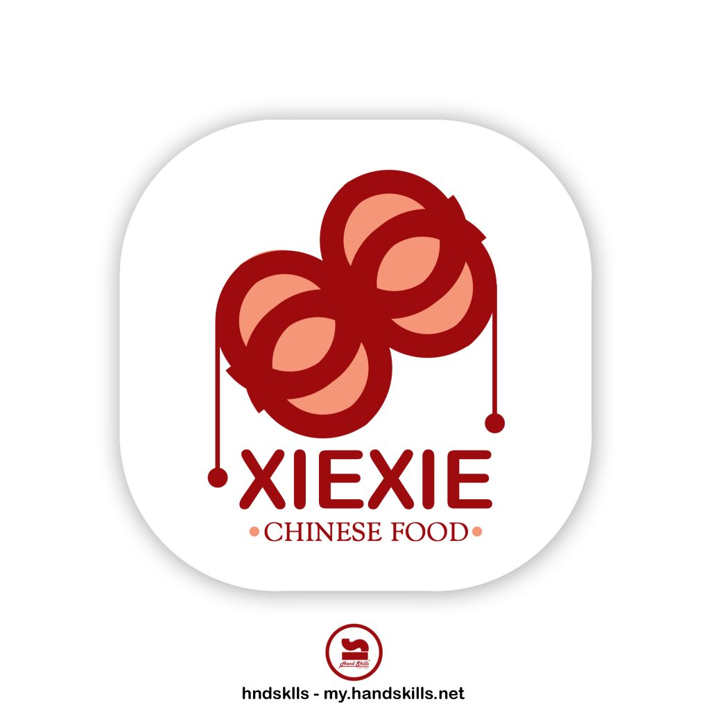 XieXie Chinese Restaurant Logo Design by HandSkills Leading Design Future