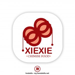 XieXie Chinese Restaurant Logo Design by HandSkills Leading Design Future