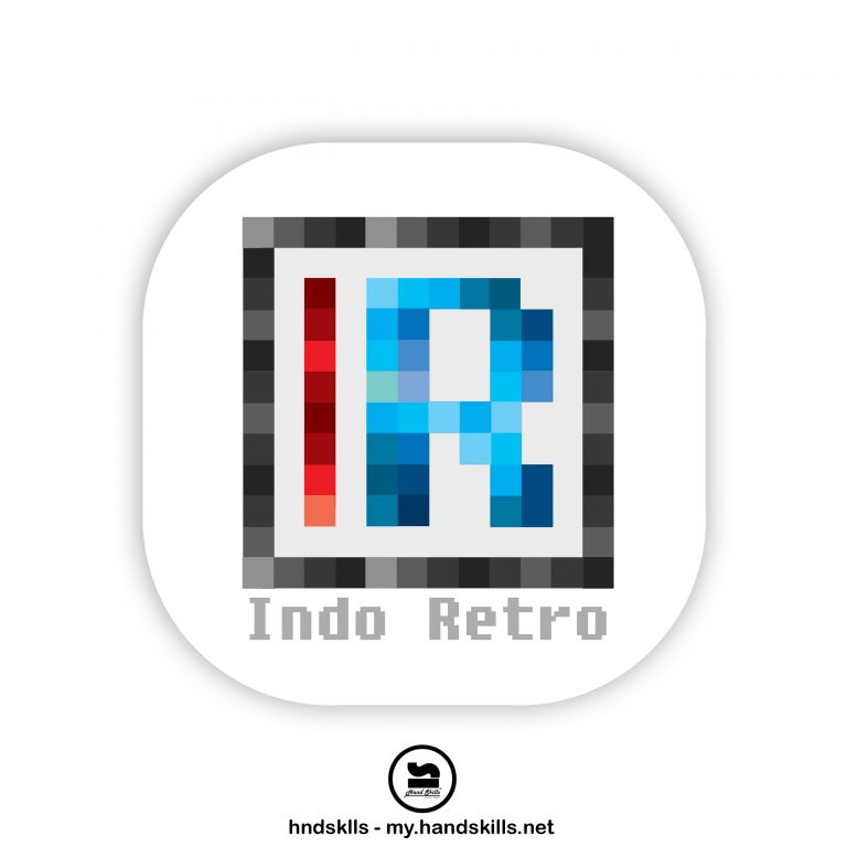 Indo Retro Logo Design by HandSkills Leading Design Future