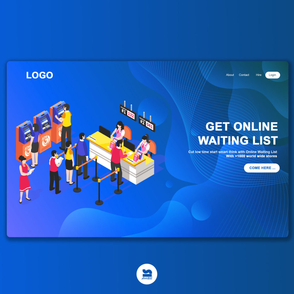 Web Design - Online Waiting List. Discover awesome design with HandSkills portfolio. Hit the button below to get the best of your identity.